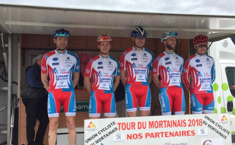 ucad tour du mortainais 2018